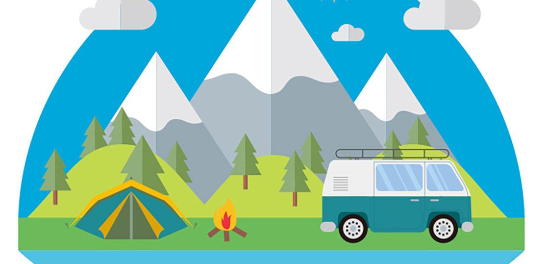 キャンプ好き