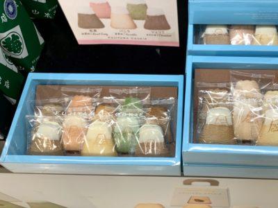 10種類の味が楽しめるアソート。10個入り1600円