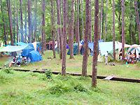 立場川キャンプ場