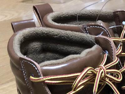 ワークマンのブーツ