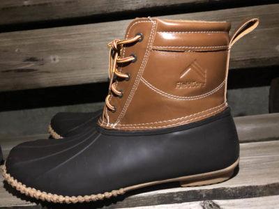 ワークマンの防寒ブーツ